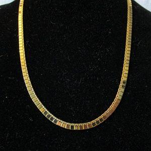 Vintage monet necklace
